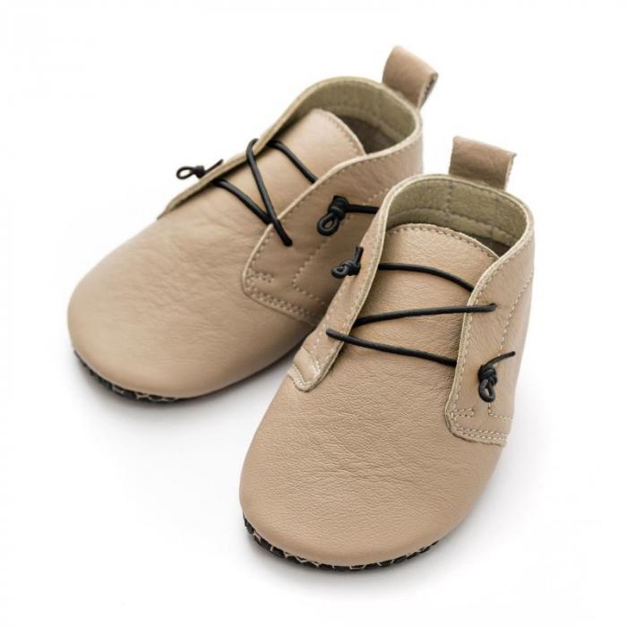 Șireturi elastice - pantofi Liliputi Urban - Black 4