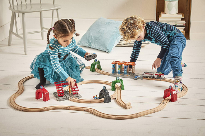 Smart Tech – set inteligent de tunel, Brio 33873 8
