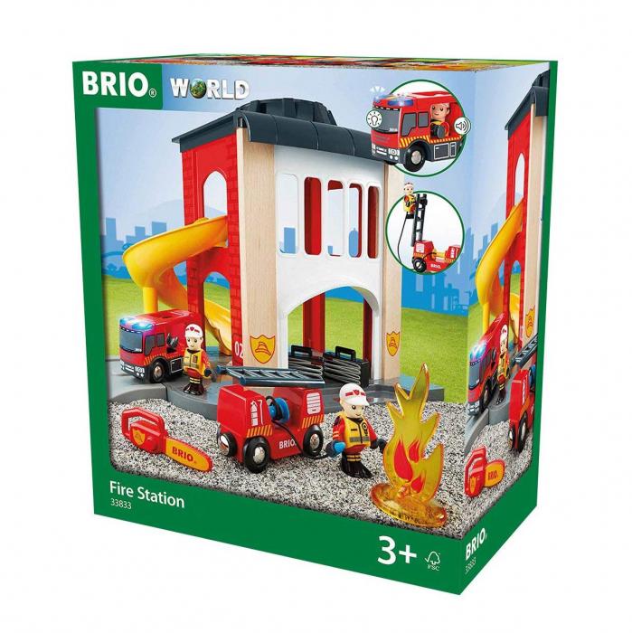 Stație centrală de pompieri, Brio 33833 [1]