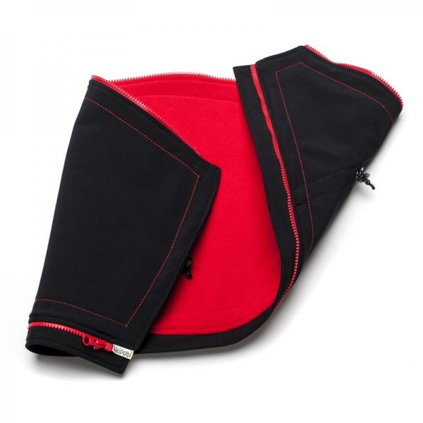 Suport pentru gravide Liliputi® - Black-red 0