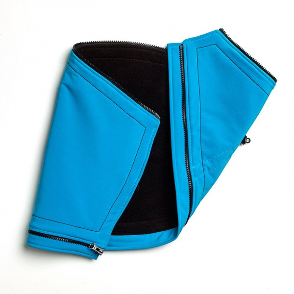 Suport pentru gravide Liliputi® - Turquoise-black 0