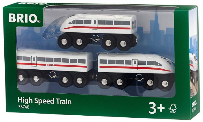 Trenuleț de mare viteză, Brio 33748 0
