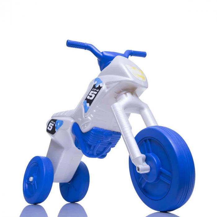 Tricicletă fără pedale Enduro - pearl-albastru 0