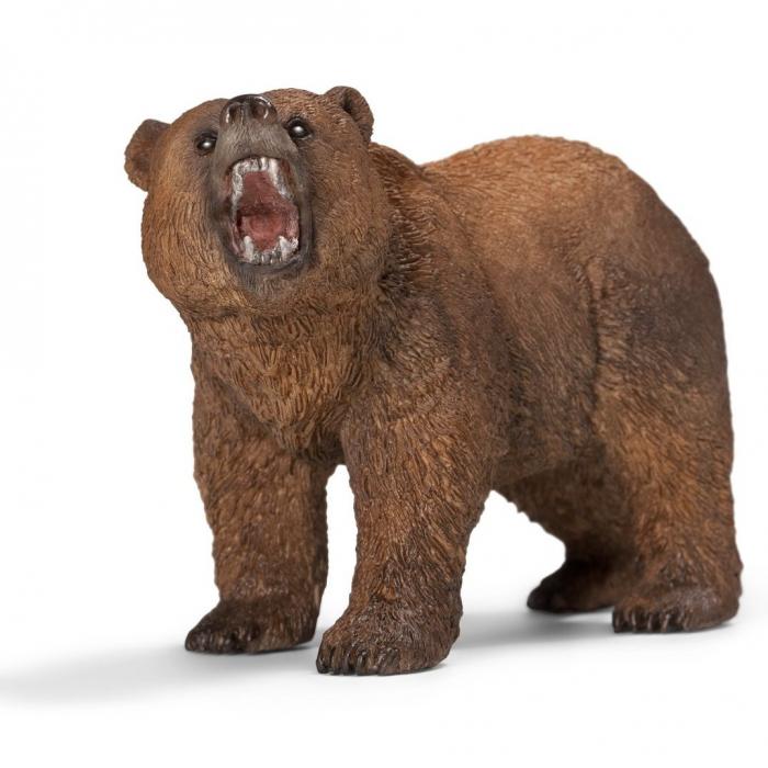 Urs grizzly - Figurina Schleich 14685 0