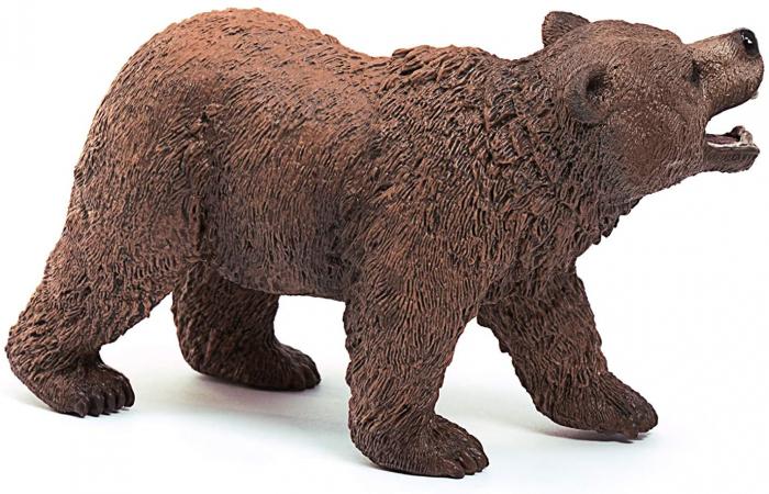Urs grizzly - Figurina Schleich 14685 1