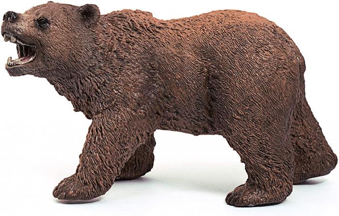 Urs grizzly - Figurina Schleich 14685 3