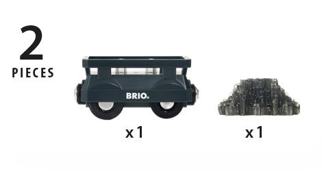 Vagon cu aur, Brio 33896 3