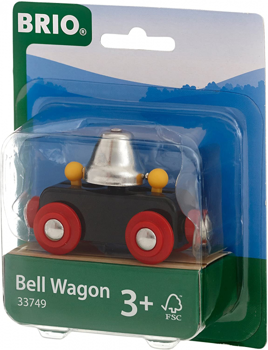 Vagon cu clopoțel, Brio 33749 0