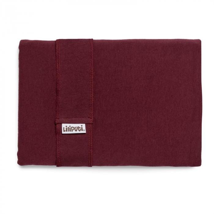 Wrap elastic Liliputi® Classic line - Burgundy 1
