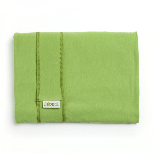 Wrap elastic Liliputi Classic line - Green Forest 1