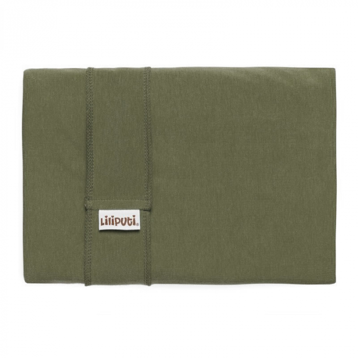 Wrap elastic Liliputi® Classic line - Olive 1