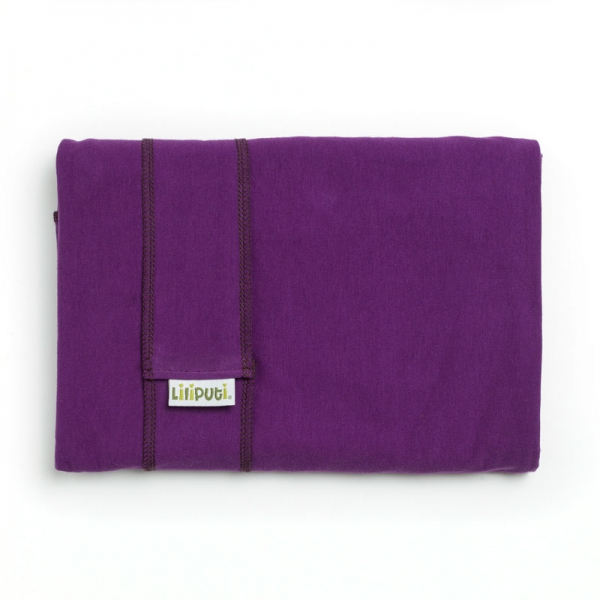 Wrap elastic Liliputi Classic line - Purple Lotus 1