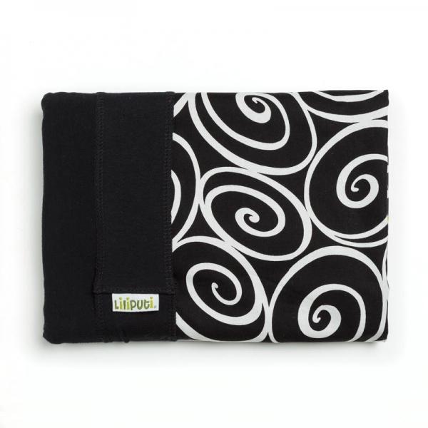 Wrap elastic Liliputi® Rainbow line - Elegance 1