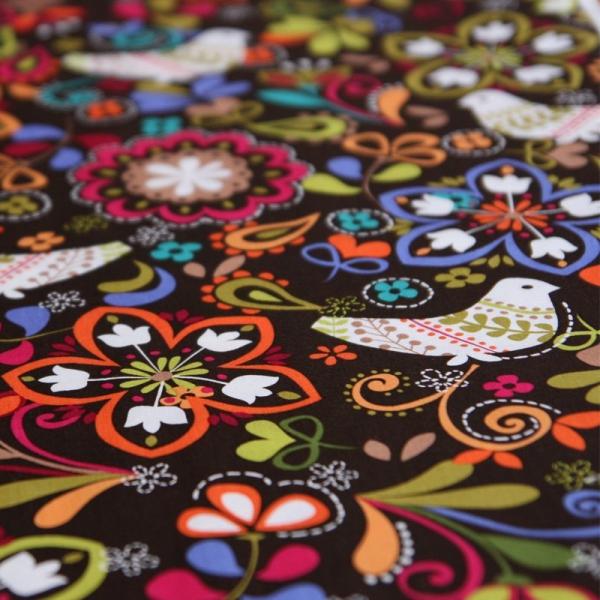 Wrap elastic Liliputi® Rainbow line - Folk-tale 3