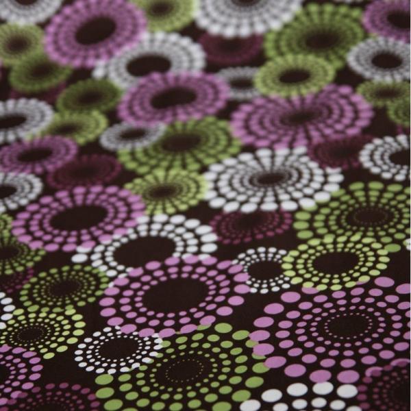 Wrap elastic Liliputi® Rainbow line - Lavendering 3