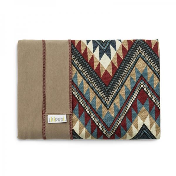 Wrap elastic Liliputi® Rainbow line - Nawaho 1