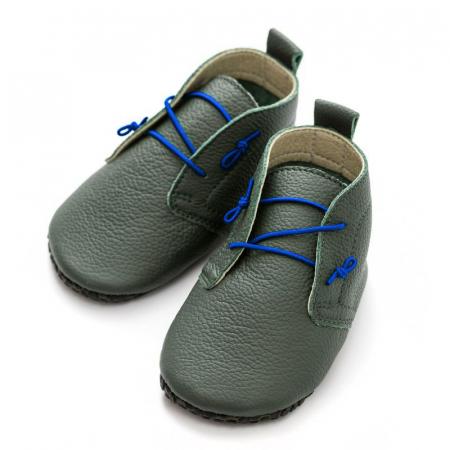 Șireturi elastice - pantofi Liliputi Urban - Blue2