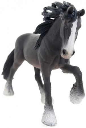 Armăsar Shire - Figurina Schleich 137342
