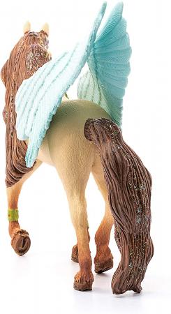 Armăsar Pegasus decorat - Figurina Schleich 705742