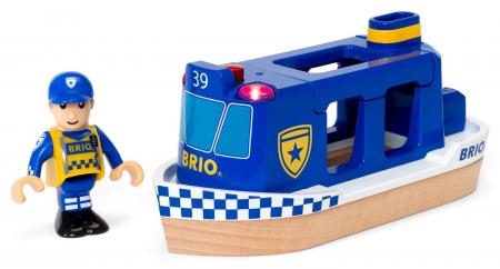 Barcă de poliție, Brio 338201