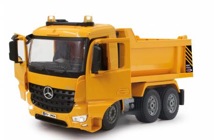 Basculantă cu telecomandă Mercedes-Benz Arocs, Jamara 404940 [7]