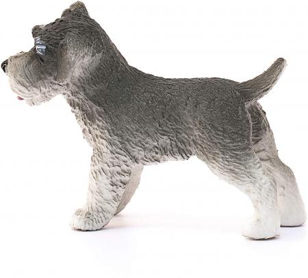 Câine Schnauzer pitic - Figurina Schleich 13892 [3]