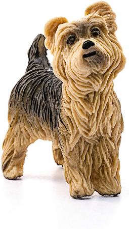 Câine Yorkshire terrier - Figurina Schleich 138762