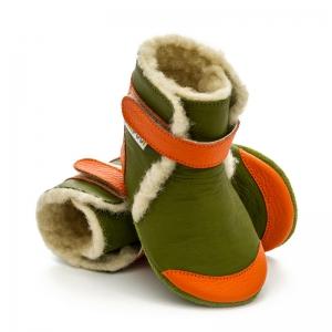 Cizme cu talpă moale Liliputi® - Jungle2