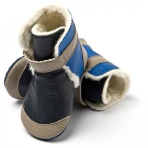 Cizme cu talpă moale Liliputi® - Yukon Grey