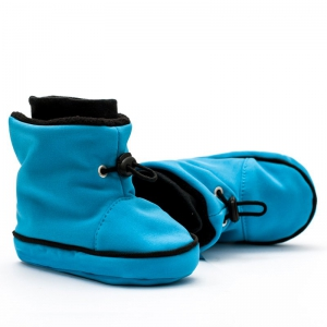Cizme la purtat Liliputi® - Turquoise-black [1]