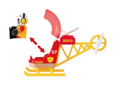Elicopter pompieri, Brio 33797 [2]