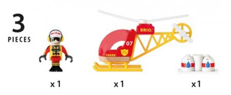 Elicopter pompieri, Brio 33797 [4]