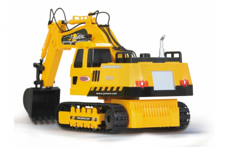 Excavator cu telecomandă J-Matic 1:27, Jamara 4049205