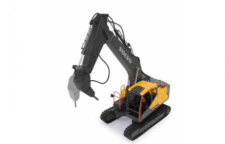 Excavator cu telecomandă Volvo, Jamara 4050552