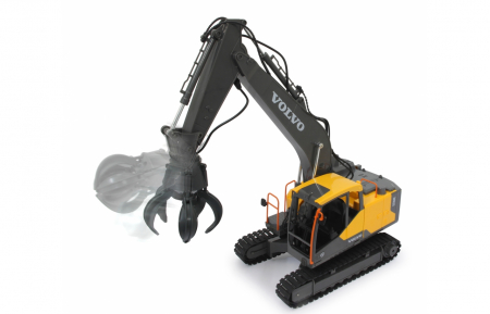 Excavator cu telecomandă Volvo, Jamara 4050553