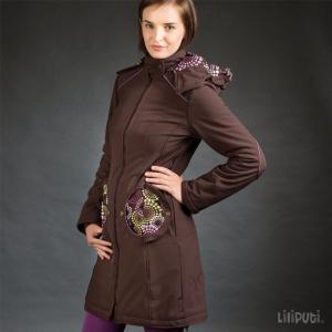Geacă pentru mămici 4in1 Liliputi® - Lavendering