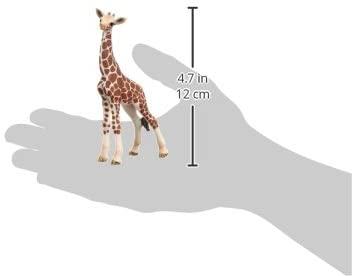 Girafa, pui - Figurina Schleich 14751 [4]