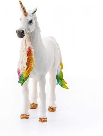 Iapa unicorn curcubeu cu strasuri - Figurina Schleich 705243
