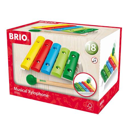 Instrument – xilofon, Brio 30182 [1]