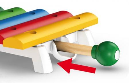 Instrument – xilofon, Brio 301824