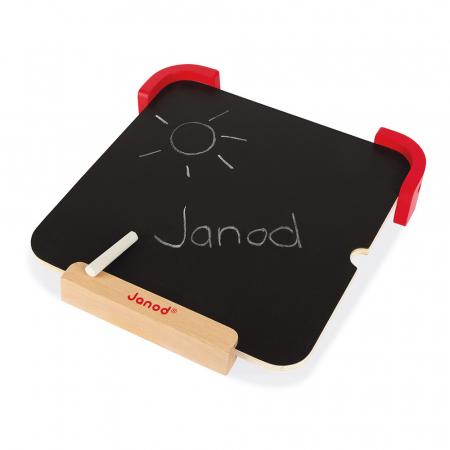 Joc de îndemânare - Învăț culori - lemn, Janod J053213