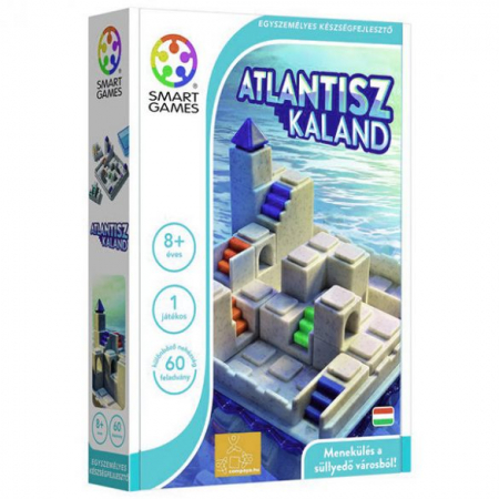 Joc de logică - Atlantis Escape, Smart Games SG 4421