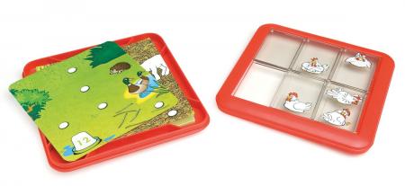 Joc de logică - Chicken Shuffle, Smart Games SG 4306