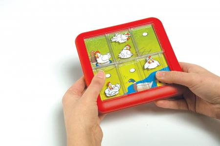 Joc de logică - Chicken Shuffle, Smart Games SG 4307
