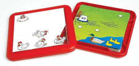 Joc de logică - Chicken Shuffle, Smart Games SG 4308