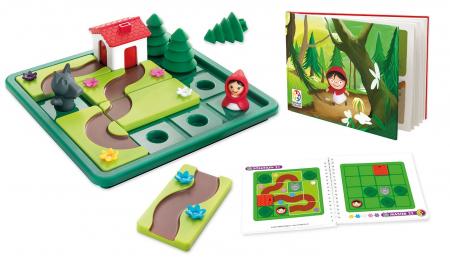 Joc de logică - Scufița Roșie, Smart Games SG 0210