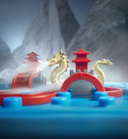 Joc de logică - Temple connection dragon edition, Smart Games SG 2835