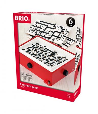 Jucărie labirint din lemn, Brio 340201
