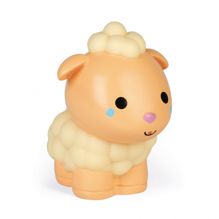 Jucării de baie - Animale de fermă - 4 de piese, Janod J047027