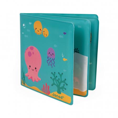 Jucării de baie - Cartea mea magică - Janod J047178